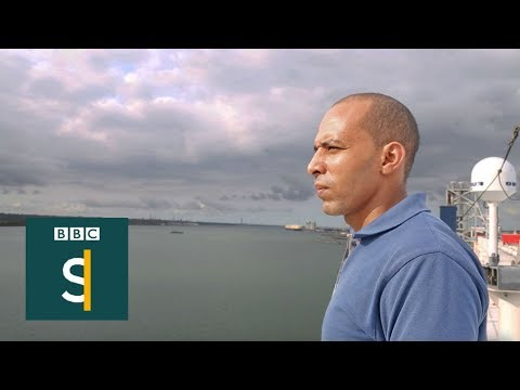 Suicidal thoughts: a seafarer's story - BBC Stories