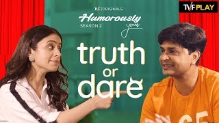 Vipul, Bhushi and Kavya play Truth or Dare | All episodes on TVFPlay