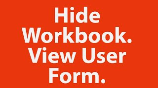 VBA Excel UserForm Maximize Minimized Size Drag Control
