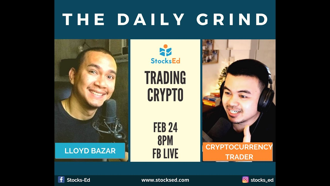 Trading Crypto 101 | The Daily Grind