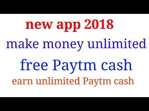 How to make money free Paytm cash unlimited