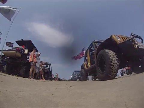 Go Topless Jeep Weekend Crystal Beach 2016 Bolivar TX
