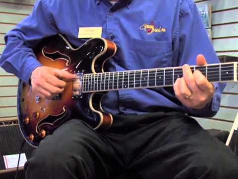Combo Corner: Semi-Hollow Body Guitars