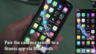MOOFIT CS8 cadence sensor