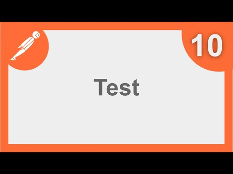 POSTMAN BEGINNER TUTORIAL 10 💡 How to create First TEST