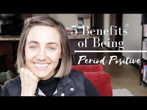 5 Benefits of Being Period Positive
