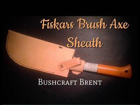 Fiskars Brush Axe Sheath