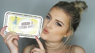 Benefit Defined & Refined Brow Kit Review/Tutorial