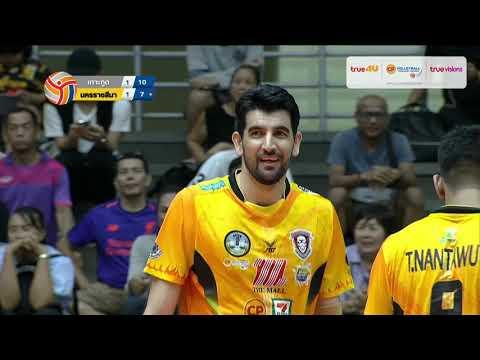 Xxx Mp4 CP Volleyball Thailand League 2020 Highlight เกาะกูดคาบาน่า พบ นครราชสีมา เดอะมอลล์ วีซี 18 1 2020 3gp Sex