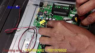 TP VST59S PB801 Backlight inverter repair #Pro Hack - PakVim