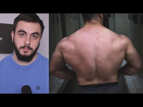 Get a Bigger Back With Bodyweight Pullups! (HARDCORE)