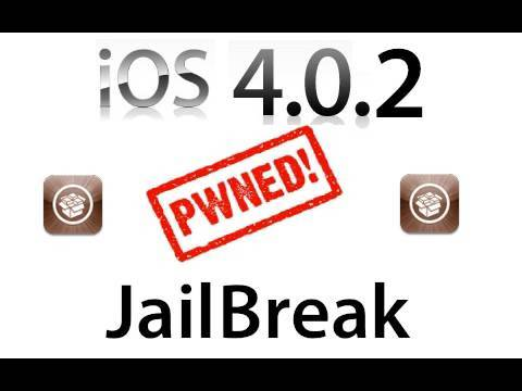 Jailbreak 4.0.2 UPDATE (iOS 4.0.2 / 3.3.2) (All iPhones and iPod Touches)