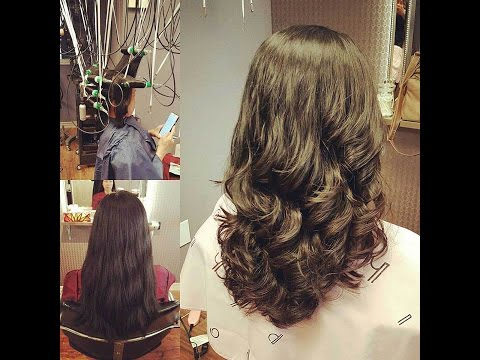 How to manage curls after digital perm   momo hair - Toronto