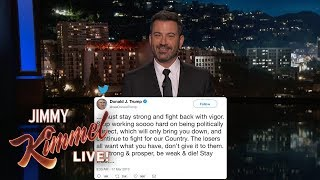 Download Trump Thinks Late Night Hosts are Colluding with Russia Video