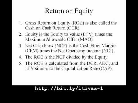 Calculating Capitalization Rate