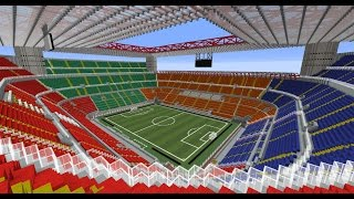 Minecraft stadium white hart lane tottenham download link music minecraft stadium san siro giuseppe meazza ac milan inter milan download link sciox Gallery