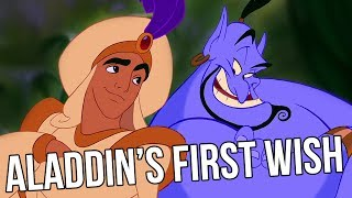 Was the ENTIRE Aladdin Movie Just a WISH?! | Disney Theory
