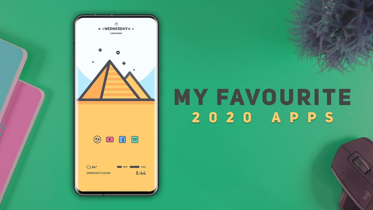 Top 30 My FAVOURITE Best Android Apps of 2020 - Top Android Apps