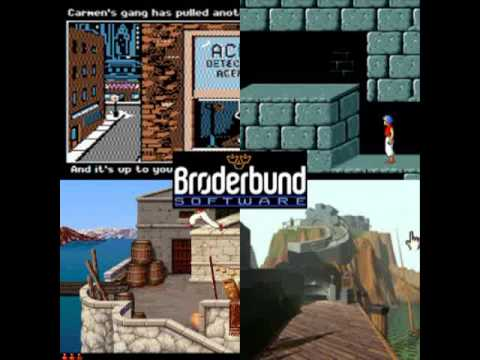 History of Mac Games