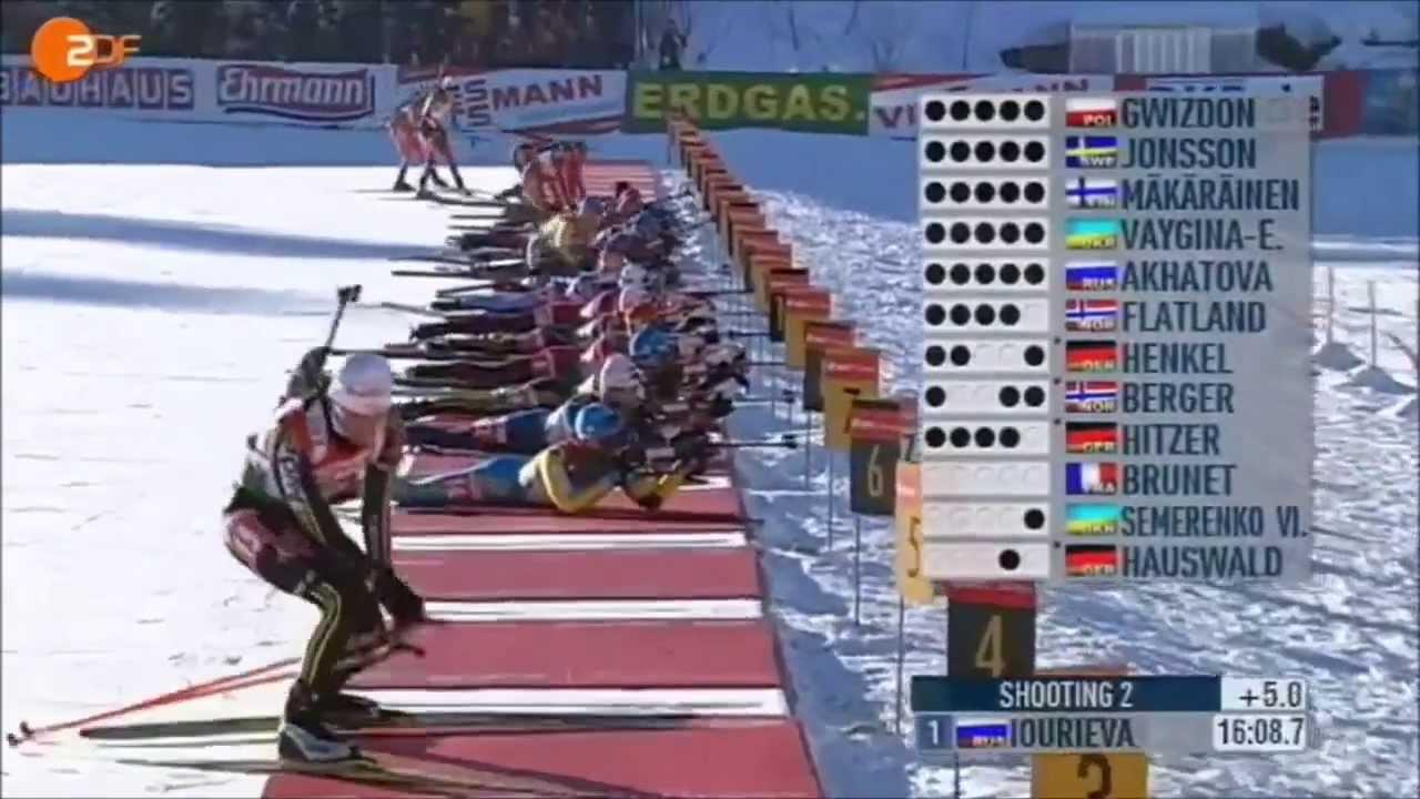 Biathlon Pleiten&Pech und Pannen