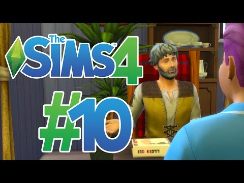 The Sims 4: Lets Play Part 10 The Hermit of Granite Falls