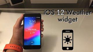 Top 10 FREE ANIMATED LOCKSCREEN Widgets For iOS 12-12 1 2