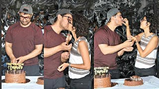 Aamir Khan 54th Birthday Celebration With Media