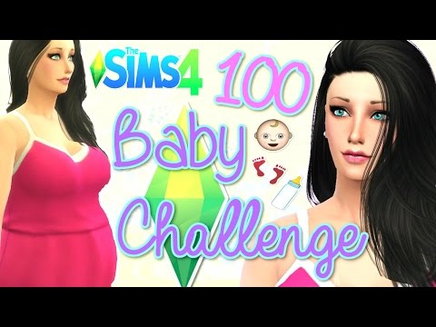 The Sims 4 : 100 Baby Challenge (Part 32) - WE HAD TRIPLETS!