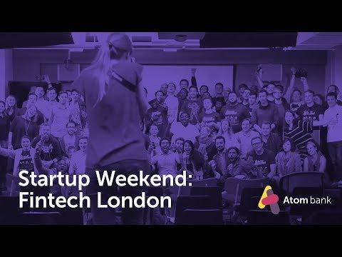 Startup Weekend: Fintech London