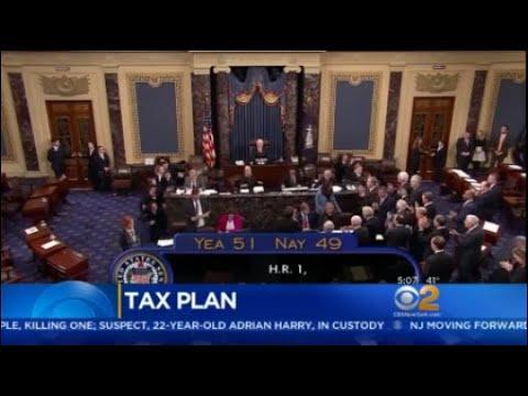 GOP Begins Reconciling House & Senate Tax Bills