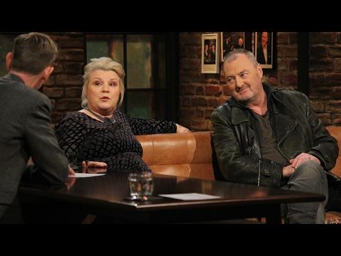 Mary McEvoy's frisky ram! | The Late Late Show | RTÉ One