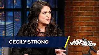 Download Cecily Strong Can't Wait for Melania Trump Drag Queens Video
