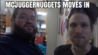 McJuggernuggets Moves In! Living with the PSYCHO KID Himself!