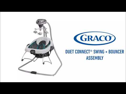 Graco® DuetConnect® Swing + Bouncer Assembly