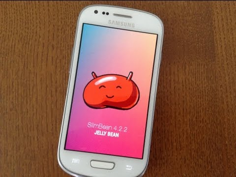 Galaxy S3 Mini Android 4.2.2 UPDATED ROM