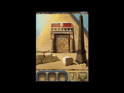 100 Doors Pyramid Level 1