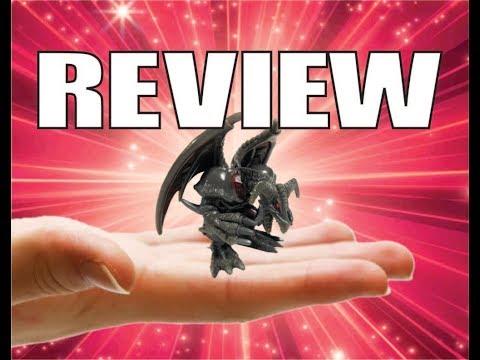 Yu-Gi-Oh! Black Skull Dragon Mini Figure Review