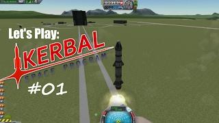 Kerbal Space Program - Episode 1 - DO YOU EVEN SCIENCE, BRO?