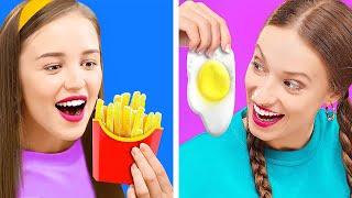 JELİBON MU YOKSA GERÇEK Mİ? || 123 GO! GOLD Turkish'ten Yiyecek Severler İçin Komik Meydan Okumalar