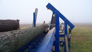 Worlds Best Firewood Spliter Cooper Firewood Processors