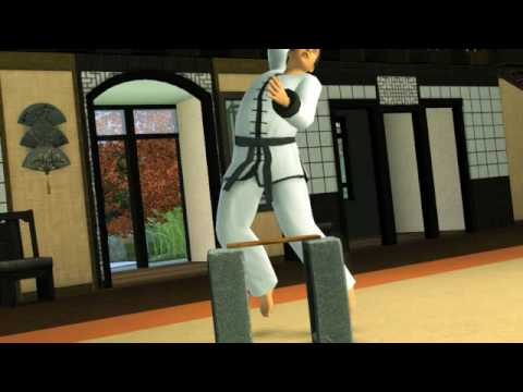 China has been revealed for The Sims 3 World Adventures!