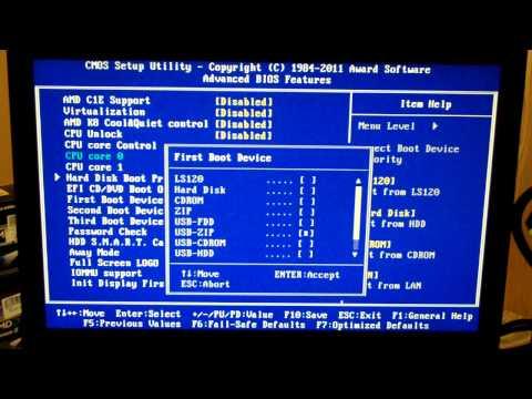 Memtest86 v4.20 Full Tutorial (USB Auto-Installer Version)