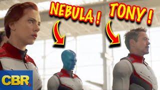 What Tony Stark And Nebula