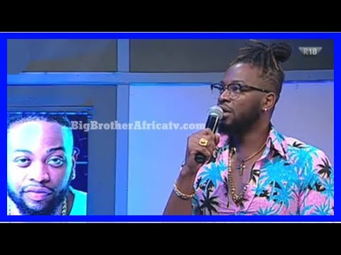 Day 63: Teddy A has been evicted from the house | Big Brother Naija: Double Wahala 2018