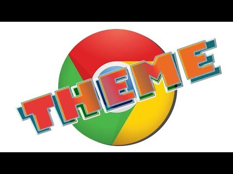 How to Add Download or remove Google Chrome themes