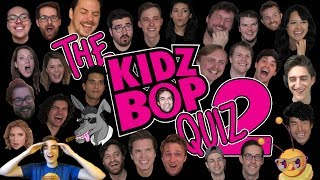 THE KIDZBOP QUIZ 2