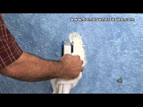 How to Fix a Wall - Electrical Box Patch - Drywall Repair- Part 2 of 2