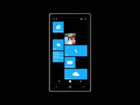 How to Switch From Desktop View to Mobile View Windows Phone Video by InHomeComputerHelp com
