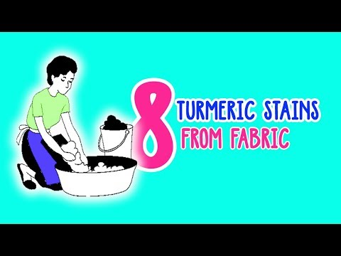 Some Quick To Remove Turmeric Stains From Fabric should you try