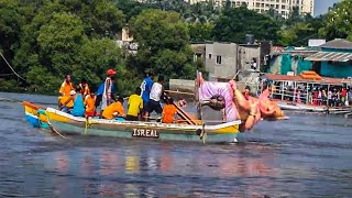 #GANPATIVISARJAN, Mumbai's Biggest and Greatest GANPATI VISARJAN